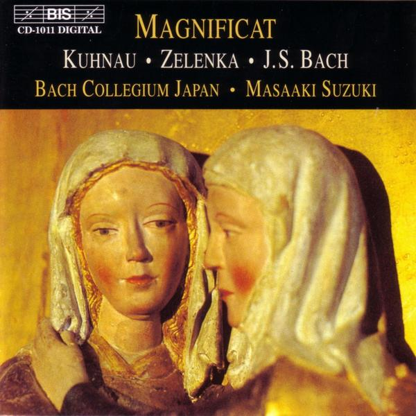 jd zelenka magnificat in d major zwv 108 recordings