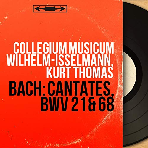 Cantata BWV 68 - Details & Discography Part 1: Complete Recordings