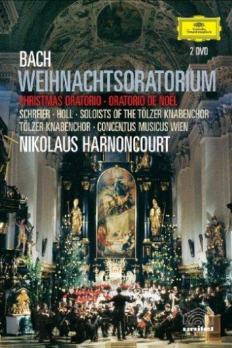 bach - Bach : Oratorio de Noël XO-Harnoncourt-R2%5BDVD%5D