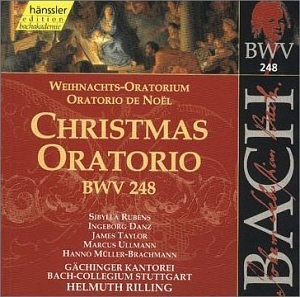 weihnachts oratorium bwv 248 recordings part 6 1990 1999. Black Bedroom Furniture Sets. Home Design Ideas