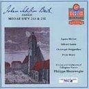 bach - Cantates et autres œuvres sacrées de Bach LM-Herreweghe-1
