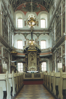 Guide to Bach Tour: Weissenfels - Photos Part 1
