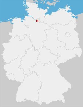 Map Of Germany Hamburg.Guide To Bach Tour Hamburg Maps