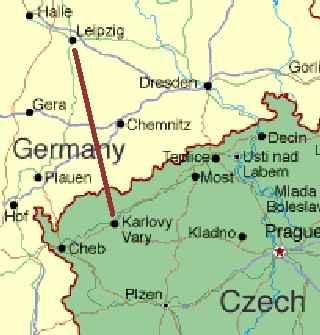 karlovy vary map tourist - photo #22